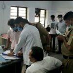 राजकीय इंटर कॉलेज मे छत का पंखा गिरने से कक्षा में बैठा छात्र घायल